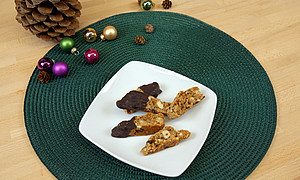 Cranberry-Cantuccini